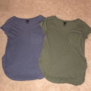 Rue21 Pocket Tees